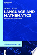 Language and Mathematics