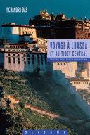 Book Voyage à Lhassa et au Tibet central