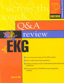 Prentice Hall Health s Q and A Review of EKG