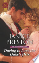 Daring to Love the Duke s Heir Book PDF
