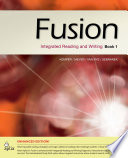 Fusion Book 1, Enhanced Edition: Integrated Reading and Writing