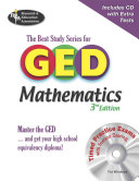 The Best Study Series for GED Mathematics