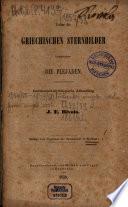 Ueber die griechischen Sternbilder insbesondere die Plejaden