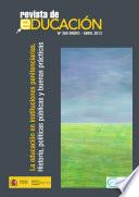 Revista de educación nº 360. La educación en instituciones penitenciarias. Historia, políticas públicas y buenas prácticas