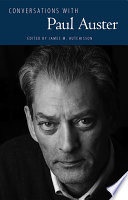 Conversations With Paul Auster book