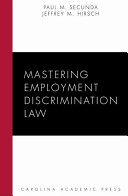 Mastering Employment Discrimination Law