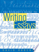 The Student's Guide to Writing Essays Element Focusing On Basic Skills Which