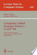 Computer Aided Systems Theory   CAST  94