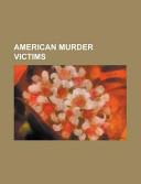 American Murder Victims