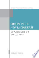 Europe in the New Middle East