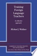 Training Foreign Language Teachers