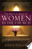 The Biblical Role of Women in the Church
