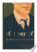 If I Say If