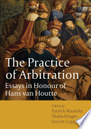The Practice of Arbitration