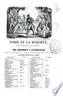 Paris et la banlieue piece en cinq actes et onze tableaux par MM. Dennery et Clairville