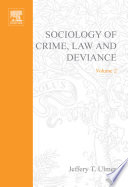 Sociology of Crime  Law and Deviance