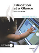 Education at a Glance 2000 OECD Indicators