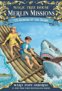 Shadow Of The Shark : are sent on what should be a...