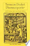 Tarascon Pocket Pharmacopoeia 2009
