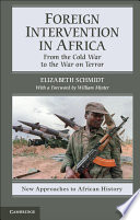 Foreign intervention in Africa : from the Cold War to the War on Terror /