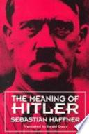 Anmerkungen Zu Hitler  English