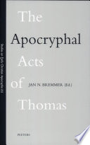 The Apocryphal Acts of Thomas
