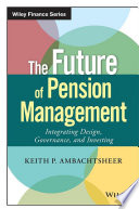 The Future Of Pension Management