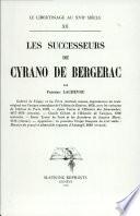 illustration du livre Les Successeurs de Cyrano de Bergerac