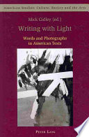 Ebook Writing with Light Epub Mick Gidley Apps Read Mobile