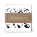 Animals Artwork by Julia Kuo Journal Collection 2
