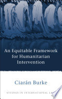 An Equitable Framework for Humanitarian Intervention
