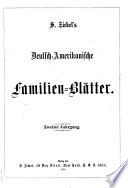 S  Zickel s deutsch amerikanische Familien bl  tter