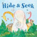 Hide & Seek : find special places to hide....