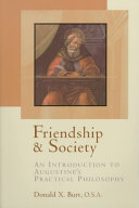 Friendship and Society What Should I Do? These