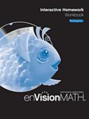 Interactive Homework Workbook  Kindergarten  EnVisionMATH