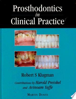 Prosthodontics in Clinical Practice - ISBN:9781853178177