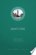 Saint Cyril Collection  5 Books