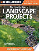 Black   Decker The Complete Guide to Landscape Projects