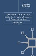 download ebook the politics of addiction pdf epub