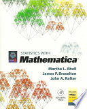 Statistics with Mathematica