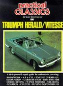 Practical Classics And Car Restorer On Triumph Vitesse/Herald Restoration : ...