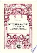 Novelle e facezie ferraresi  Ferrara e i ferraresi nei racconti dei secoli d oro