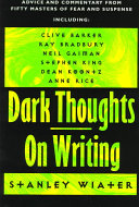 Dark Thoughts book