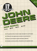 John Deere Shop Manual 850 950   1050