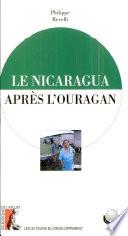 Le Nicaragua après l'ouragan