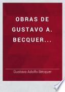 Obras de Gustavo A. Bécquer