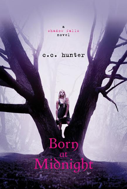 Born at Midnight young adult fantasy series from