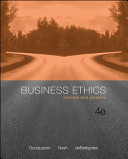 Business Ethics: Policies and Persons