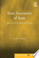 Book State Secretaries of State