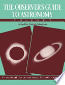 The Observer s Guide to Astronomy